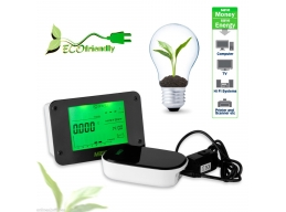 Energy Electricity Power Monitor  Wireless