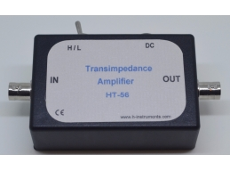 HT-56 Dual Gain Transimpedance Amplifier Photodiode Amplifier