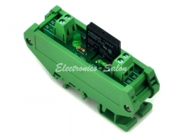 DIN Rail Solid State Relay 1,2, 4 or 8 Channel   Omron