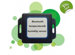 Bluetooth 4.0 RH Data Logger Temperature & Humidity