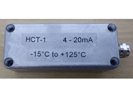 Online temperature Current Loop Data Logger 4-20mA -15°C to +125°C