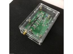 RF Spectrum Analyzer Using USB Dongle 24 MHz to 1700 MHz