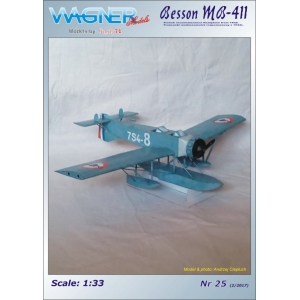 Besson MB-411 1:33