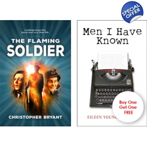 The Flaming Soldier & Men I ..
