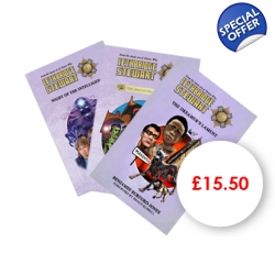 Lethbridge-Stewart Series 4 Bundle