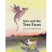 Alex and the Tree Faces