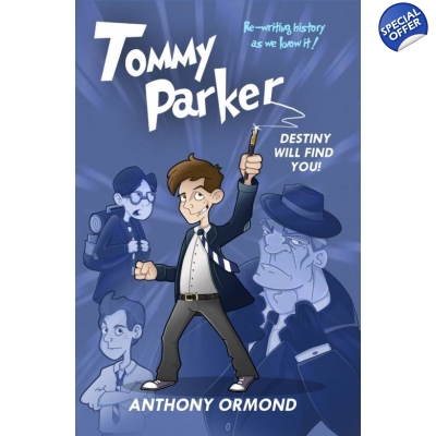 Tommy Parker and Will's War for only £10!