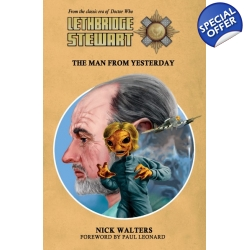 Buy The Man From Yesterday and get The Lethbridge-Stewart Quiz Book for just £15