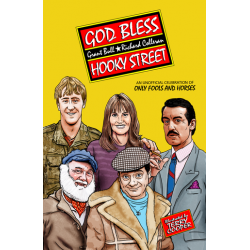 Buy God Bless Hooky Street and Get the Lethbridge-Stewart Quiz Book Free