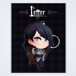 The Letter: Keychain Marianne
