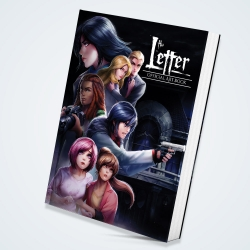 The Letter: Art Book