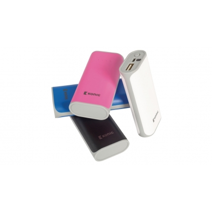 Portable Power Bank 5000 mAh