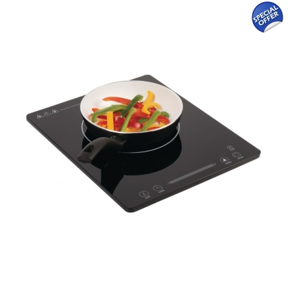 Slim-Line Induction Cooker 2000 W