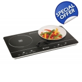 Slim-Line Double Induction Cooker 3500 W
