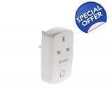 Smart Wall Plug On/Off - UK