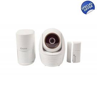 Full HD Smart IP Camera Set Indoor 1080P