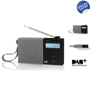 Digital DAB+ Radio 4.5W..