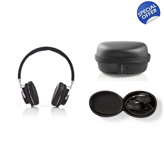 Wireless On-ear Headphones Bluetooth