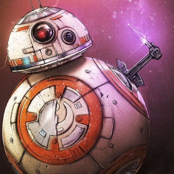 BB-8 UNIT - Droid ..
