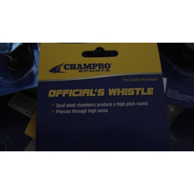 Champro Officials Whistle