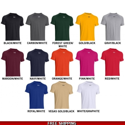 UNDER ARMOUR YOUTH LOCKER T VARIOUS COLORS