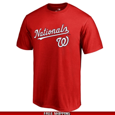 Nationals replica Cotton T