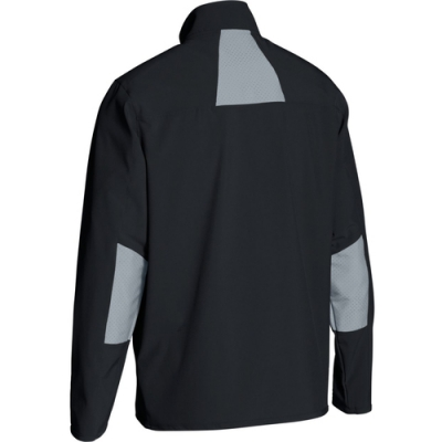 Under Armour Squad Woven Warm Up Jacket black/grey XL 1293902