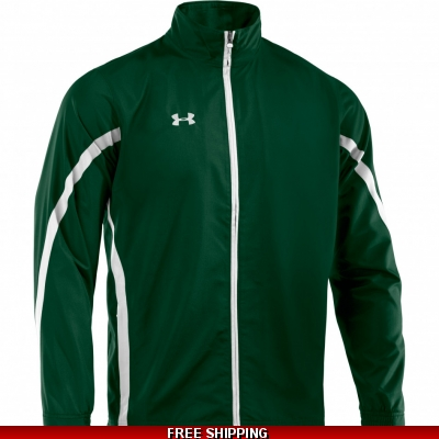 Under Armour Mens Essential Full Zip Jacket 1243089  SMALL
