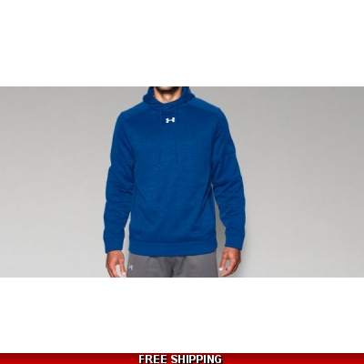 Under Armour Storm1 Hoodie ROYAL BLUE XXXL 1282647