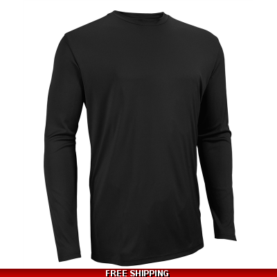 Russell 631x2m1 Long Sleeve Mens Dri Fit Top