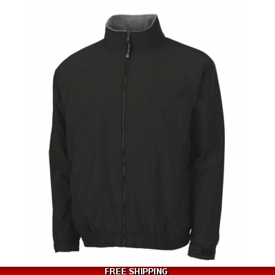 Charles River Mens Full Zip Jacket BLACK SMALL 9934