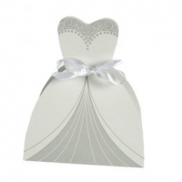 Bride Wedding Favour Boxes