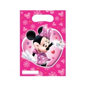 Minnie Mouse Party Bags 6pk