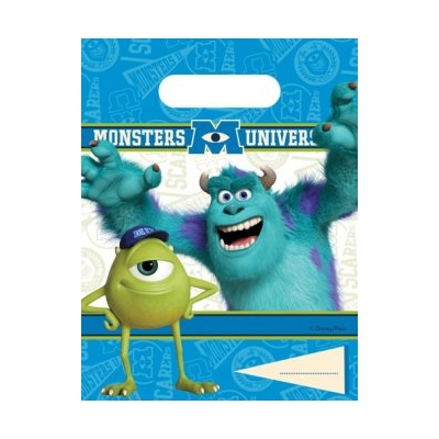 Monsters University Party Bags