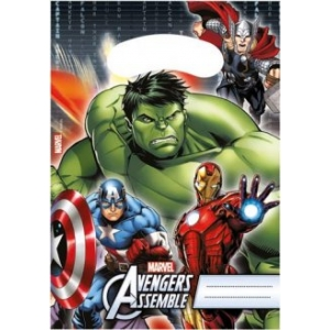 Avengers Heroes Party Bags