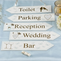 To Have And To Hold - Wedding Signs