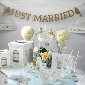 To Have And To Hold - Just Married Bunting