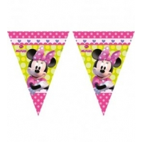Disney Minnie Mouse Triangle Flag..
