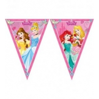 Disney Princess Triangle Flag Ban..