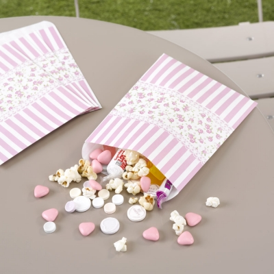 Frills & Spills Sweetie Bags - Pack of 25
