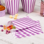 Carnival Sweetie Bags Purple..