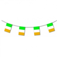 Ireland International Flag Bunting
