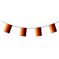 Germany International Flag Bunting