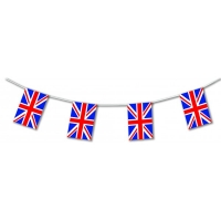 Great Britain Flag Bunting