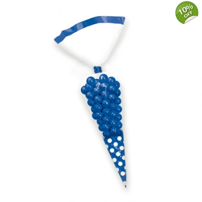Candy Cone Polka Dot Tr..