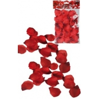 Rose Petals 150pcs - Red