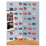Great Britain String Decorat..