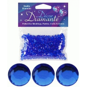 Tiny Table Diamantes 28g - Blue