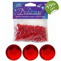 Tiny Table Diamantes 28g - Red