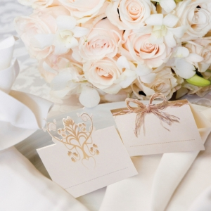 Rustic Wedding Place Cards - PK of 24
